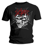 Camiseta Slayer Graphic Skull