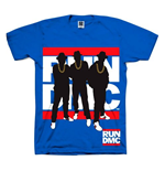 Camiseta Run DMC Silhouette