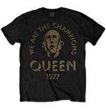 Camiseta Queen We Are The Champions