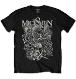 Camiseta Of Mice and Men 241434
