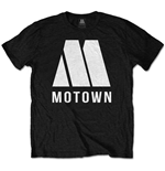 Camiseta Motown Records M Logo