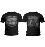 Camiseta Motorhead Clean Your Clock B&W