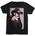Camiseta Lemmy de homem - Design: Pointing Photo