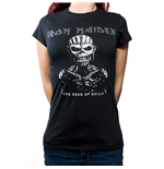 Camiseta Iron Maiden The Book of Souls