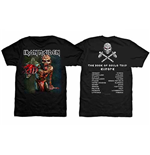 Camiseta Iron Maiden 241498