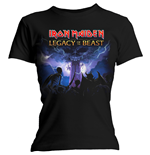 Camiseta Iron Maiden 241500