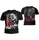 Camiseta Iron Maiden Number of the Beast Jumbo