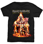 Camiseta Iron Maiden 241508