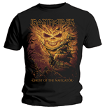 Camiseta Iron Maiden Ghost of the Navigator