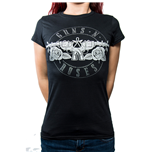 Camiseta Guns N' Roses Circle Logo