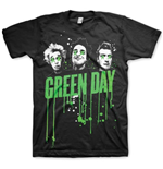 Camiseta Green Day Drips