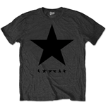 Camiseta David Bowie Blackstar