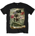 Camiseta Avenged Sevenfold de homem - Design: Scandinavia