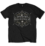Camiseta Avenged Sevenfold de homem - Design: Reflections
