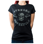 Camiseta Avenged Sevenfold Deathbat