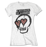Camiseta 5 seconds of summer 241634