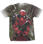 Camiseta Deadpool 241656