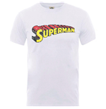 Camiseta Superman Originals Superman Telescopic Crackle Logo