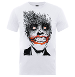 Camiseta Batman Joker Face of Bats