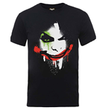 Camiseta Batman Arkham City Halloween Joker Face