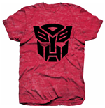 Camiseta Transformers Autobot Shield Black