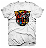 Camiseta Transformers Autobot Shield Montage