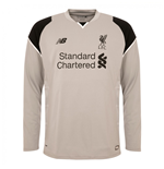Camiseta manga comprida Liverpool FC 2016-2017 Third
