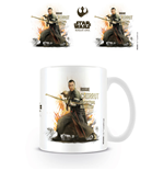 Star Wars Rogue One Caneca Chirrut Profile