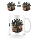 Star Wars Rogue One Caneca Death Trooper Profile