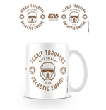 Star Wars Rogue One Caneca Scarif Trooper