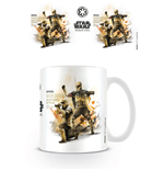 Star Wars Rogue One Caneca Shore Trooper