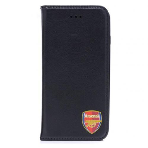 Capa tipo libro iPhone 7 Arsenal