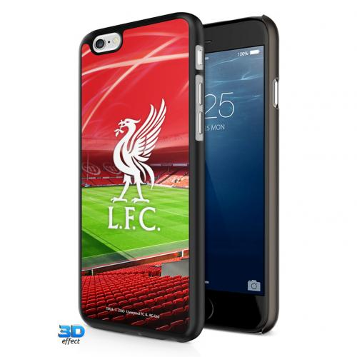 Capa 3D iPhone 7 Liverpool FC