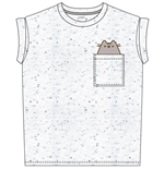 Camiseta Pusheen 242232