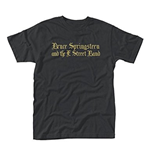 Camiseta Bruce Springsteen - Black Motorcycle Guitars