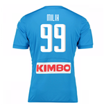 Camiseta Napoli 2016-2017 Home