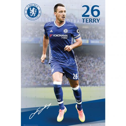 Póster Chelsea Terry