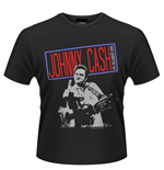Camiseta Johnny Cash 242389