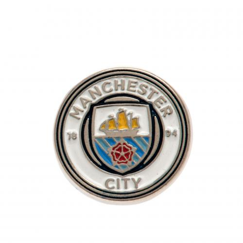 Broche Manchester City FC