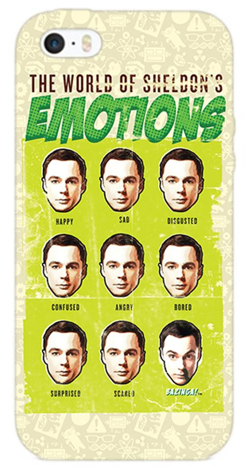 Capa para iPhone Big Bang Theory 242487