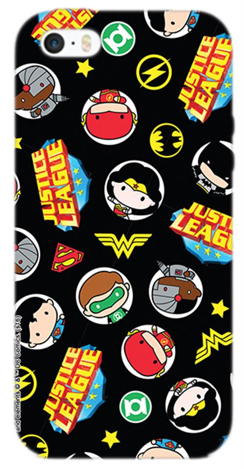 Capa para iPhone DC Comics Superheroes 242491