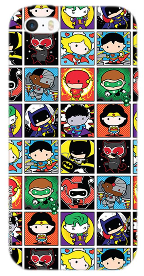 Capa para iPhone DC Comics Superheroes 242496