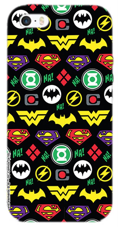 Capa para iPhone DC Comics Superheroes 242498