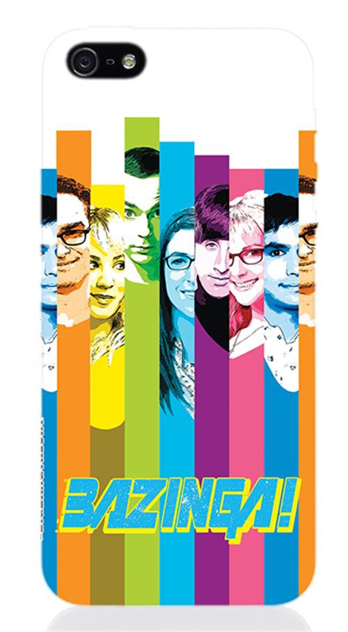 Capa para iPhone Big Bang Theory 242502