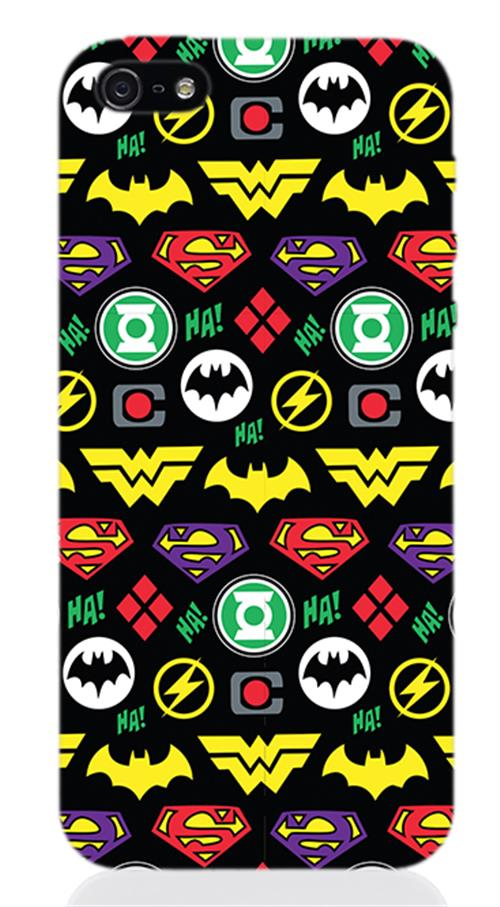 Capa para iPhone DC Comics Superheroes 242506