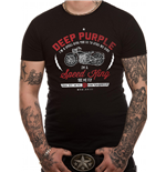 Camiseta Deep Purple - Speed King