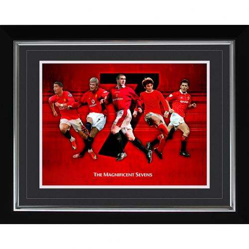 Poster Manchester United FC 242855
