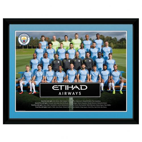 Poster Manchester City FC 242856