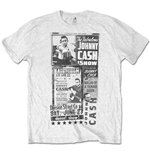 Camiseta Johnny Cash 242894