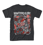Camiseta New Found Glory 243053